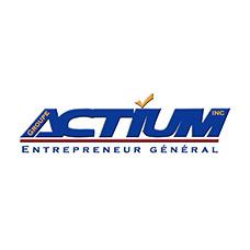 logo actium entrepreneur general