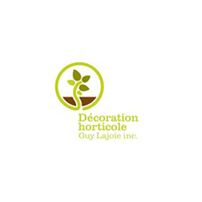 logo decoration horticole guy lajoie inc