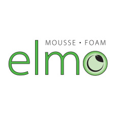 logo elmo foam
