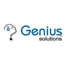 logo genious solutions