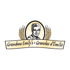 logo grandma emilys granola d emilie