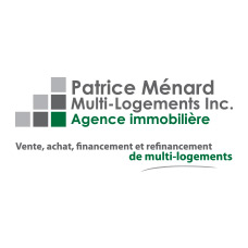 logo patrice menard multilogements inc