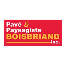 logo pave paysagiste boisbriand inc