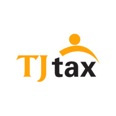 logo tj tax