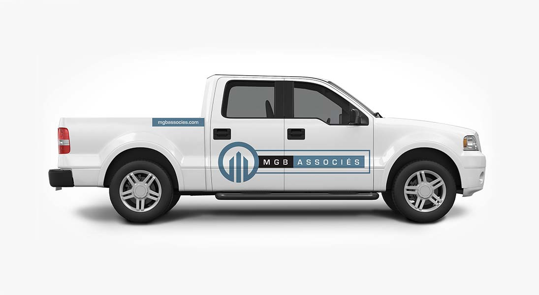 Habillage vehicule constructions mgb - renovation wrap conception design graphisme laval energik