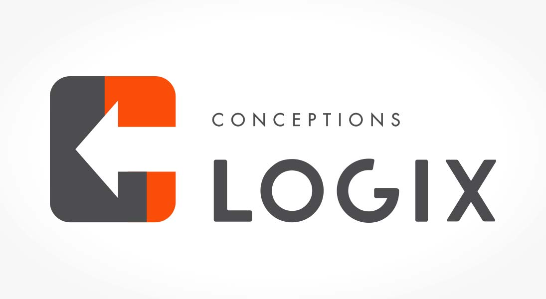 logo conception logix construction - logo stationery conception design graphism laval energik