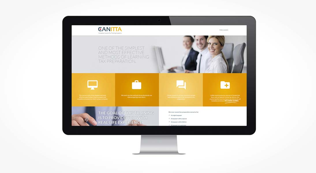 application web FQTIR - web site responsive conception design graphisme laval energik