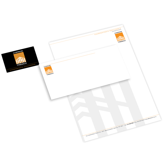 STATIONERY (Business cards, letterheads...)
